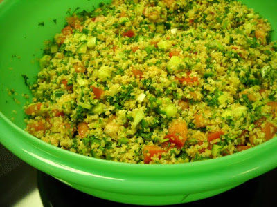 Terrific Tabbouleh