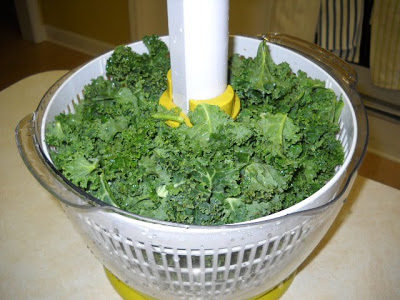 Hail to the Kale Salad