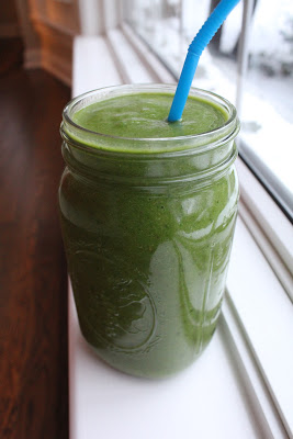 Happy Birthday Blog Green Smoothie