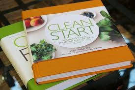 GIVEAWAY! The Clean Food/Clean Start Set by Terry Walters