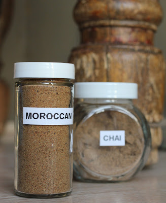 Easy Everyday Mujadara and Moroccan DIY Spice Blend