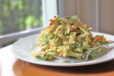 Mexican Slaw, Times Two