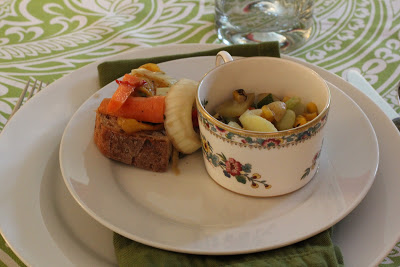Plant-strong Pot Luck-The Food