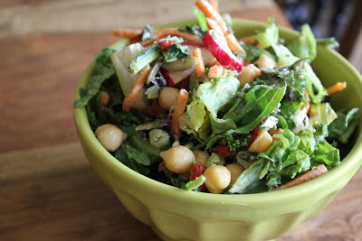 How to Build a Nutrient Dense Salad