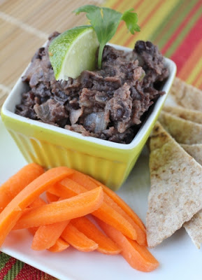 Short on Time, High on Deliciousness: Jill's Smashing Black Beans