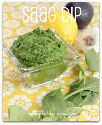 Best of Super Bowl 2012: Saag Dip
