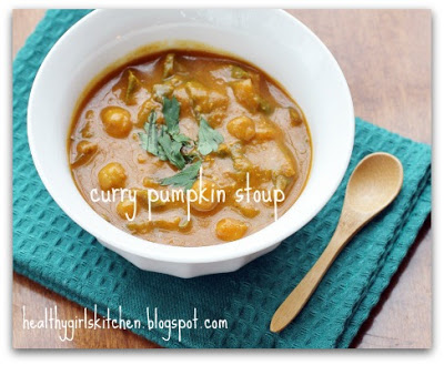 A Curry Pumpkin Stoup Dr. Fuhrman Would Love