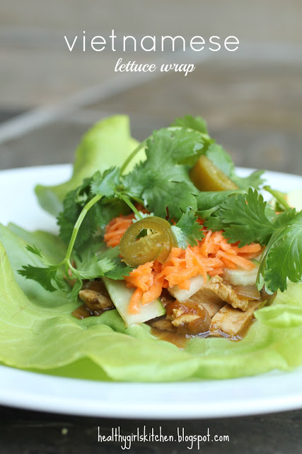 From Bánh mì to Vietnamese Tofu Lettuce Wrap: Transforming a New Classic