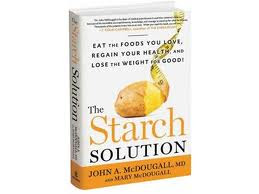I'm Home and This is What I'm Reading Now: The Starch Solution