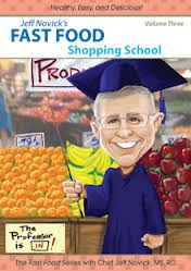 Video Review and Giveaway: Jeff Novick's Fast Food Shopping School