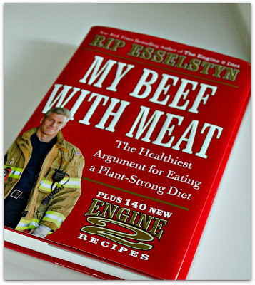Rip Esselstyn's New Book: My Beef With Meat and Giveaway!