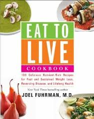 Q and A re: the new Eat to Live Cookbook Project