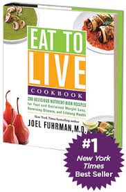 The Eat to Live Cookbook Project: Giveaway!