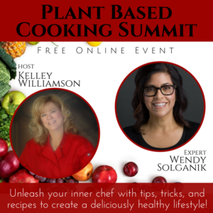 Plant Based Cooking Summit
