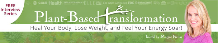 Plant Based Transformation Summit Banner