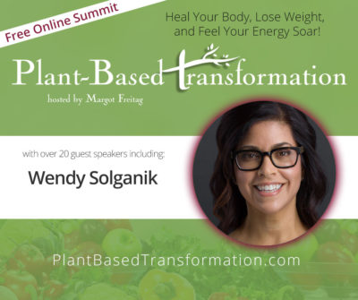 The Plant Based Transformation Summit is Coming! Join Me and 24 Other Speakers.