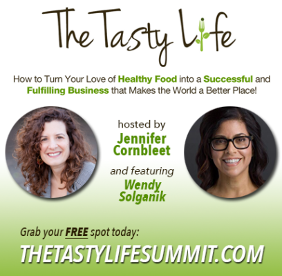 Passionate About Healthy Food? Welcome to The Tasty Life Summit!