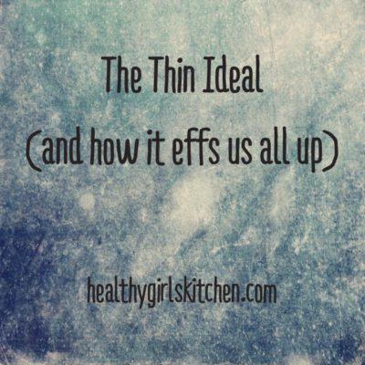 The Thin Ideal